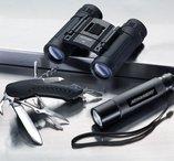 Outdoorpaket i tre delar. Alpina Sport 8 X 21 Set