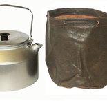 Förvaringspåse för kaffepannor
