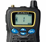 Jaktradio Lafayette Micro 5 - 31Mhz + Kikare camo 10x32