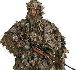 Camouflage Swedteam Lövcamoponcho