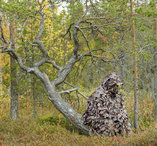 Camouflage Swedteam Lövcamosetet Wood