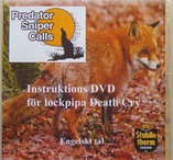 Instruktions-DVD för Death Cry