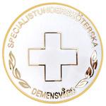 143 vårdbrosch Specialistundersköterska Demensvård