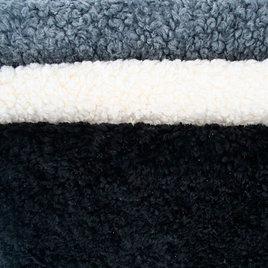Fuskpäls - Fårskinn på metervara i 3 färger