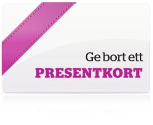 Gift certificate 500 SEK