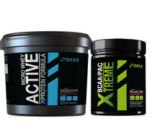 Self Micro Whey Active 4kg + Xtreme BCAA 500g
