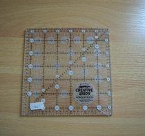 Linjal kvadrat Creative grids 6,5 inch