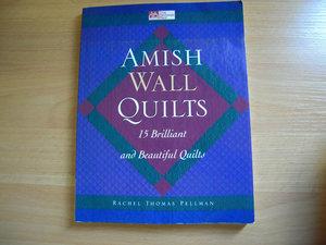 Amish wall quilts