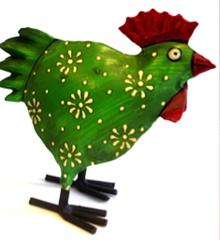 Hugo grön kyckling