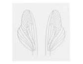 J:son Realistic Wing Material RWM U1