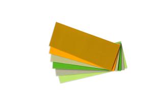 J:son Realistic Colored Foam, Caddis Selection