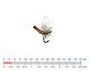 Mayfly Dun 5 Cinnamon Brown