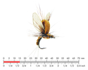 Mayfly Emerger 3 Olive Brown