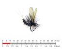 Mayfly Dun 4 Black