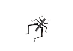 J:son Realistic Hopper Legs H4 Black