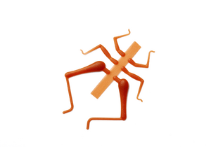 J:son Realistic Hopper Legs H2 Red