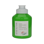 SENSE by Veda akrylfärg 500 ml - Grass Green Velvet # 126