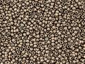 TOHO seedbead 11/0, Hybrid Color Trends Metallic Pale Dogwod. 5 gram.