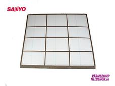 Filter till bl.a. Sanyo SAP-KRV93EH och SAP-KRV123EH