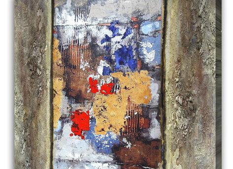 Abstrakt Tavla - Sofiero