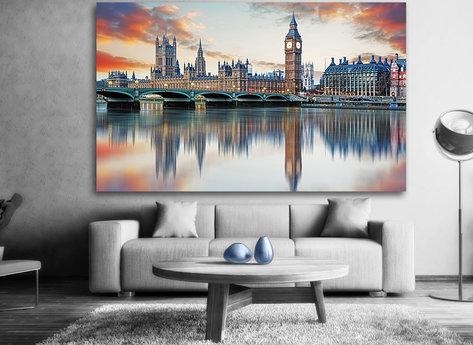 Big Ben - London tavla