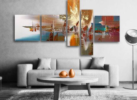 Abstrakt Venice