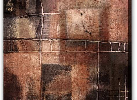 Abstrakt Tavla - Khufu
