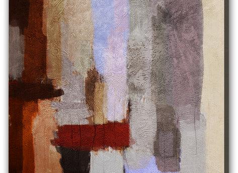 Abstrakt Tavla i Moderna färger