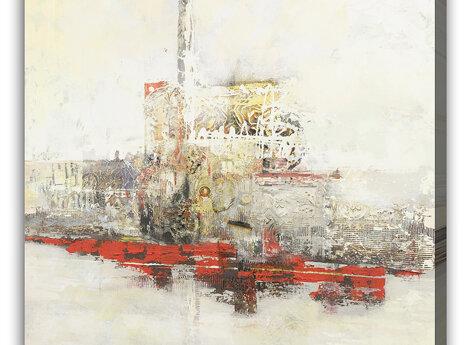 Abstrakt Tavla - Lysekil