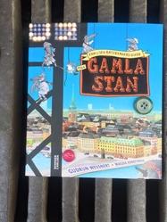 "Bok ""Familjen Ratzbergers guide till Gamla stan"""