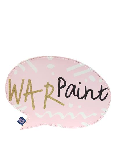 """Make up bag """"War Paint"""""""