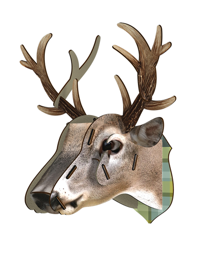 """Trophy Deer """"King Deer"""""""