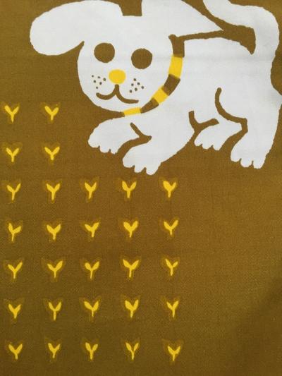 Duk/tablecloth 60 - 70 tal