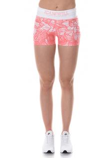 ICANIWILL Porslin Short Tights - Coral