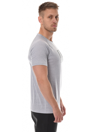 ICANIWILL Tri-blend T-Shirt Men - Grey