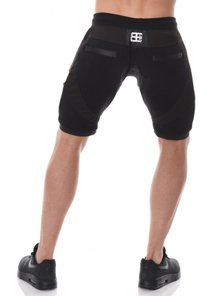 Yurei Shorts - Black