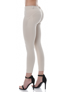 WR.UP® Shaping Effect - Mid Waist Ankle Length - Light Beige(Z64)