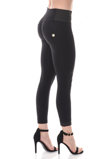 WR.UP® Compression Shaping Effect - High Waist Ankle Length - Black(N)