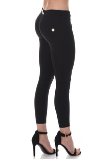 WR.UP® Compression Shaping Effect - Low Waist Ankle Length - Black(N)