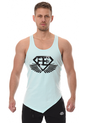 XA1 Stringer - Light Blue/Black