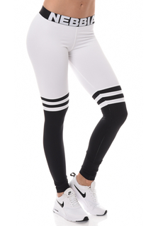 Over The Knee Tights - White