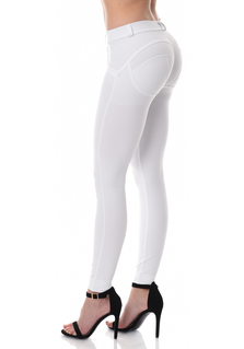WR.UP® Compression Shaping Effect - Mid Waist - White(W)