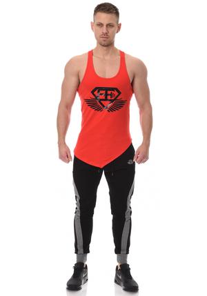XA1 Stringer - Red/Black