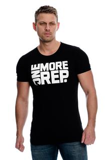 One More Rep T-Shirt - Svart