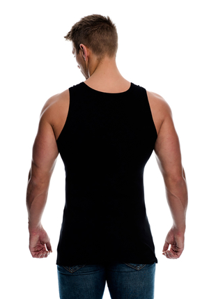 One More Rep Tank - Black