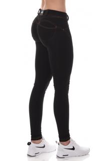 Bubble Butt Pants - Black