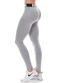 Nebbia Scrunch Tights - Grey