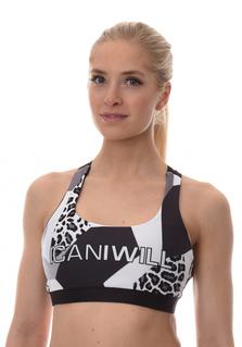 ICANIWILL Leo Sport Bra - Grey