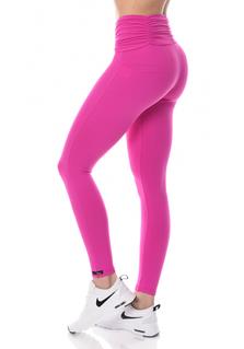 Brazilian Push-up legging  - Franzy - Pink