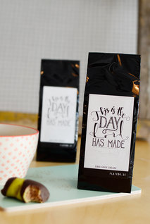 Te med Earl Grey Cream-smak: This is the Day that the Lord has made